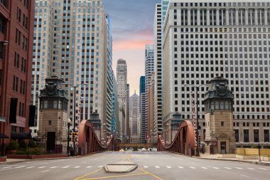 Street of Chicago.