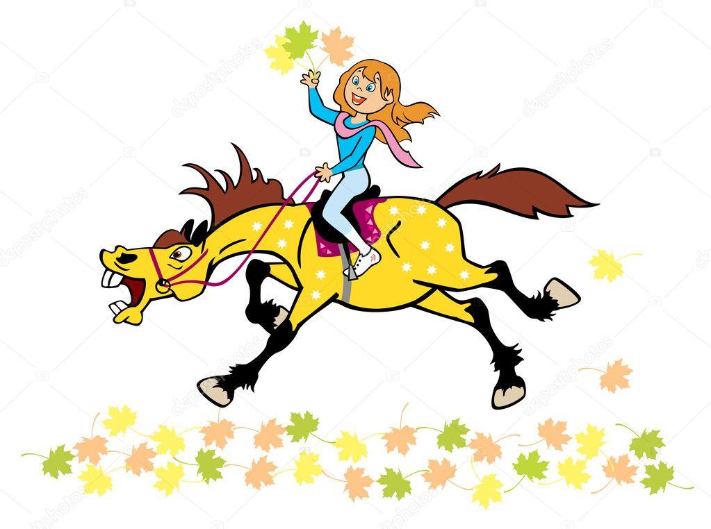 Bravotube girl vs horse