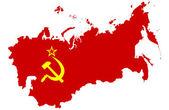 Karte von Sowjetunion