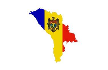 Republic of Moldova map