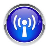 Bouton Internet Wifi Ikone.