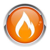 Photo Button fire icon