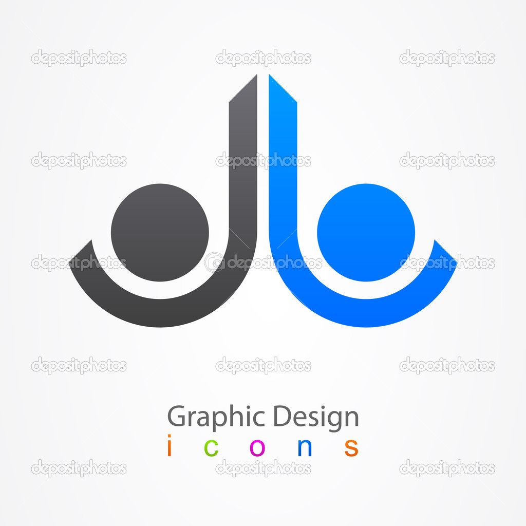 Bien connu d'entreprise de design graphique — Image vectorielle #11521510 WL31