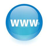 Sphere www icon.
