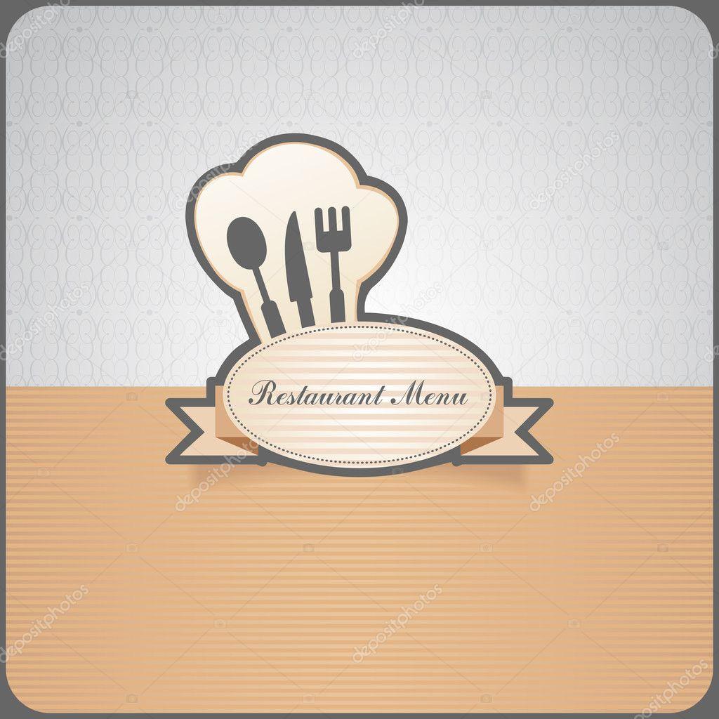 restaurant menu design booklet stock vector maxsim 11747401