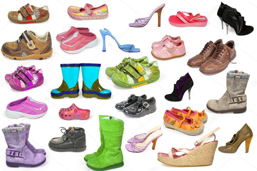 schoenen collectie