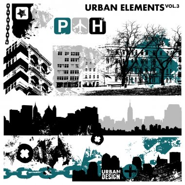 Urban design elements