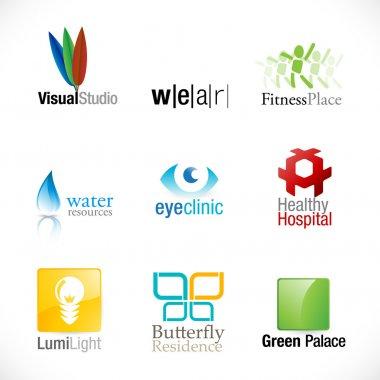 Various icons & design elements
