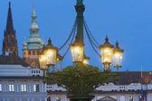 Plynová Lucerna Praha
