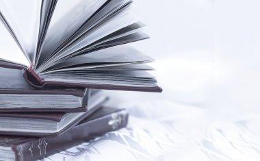 Books. stock vector