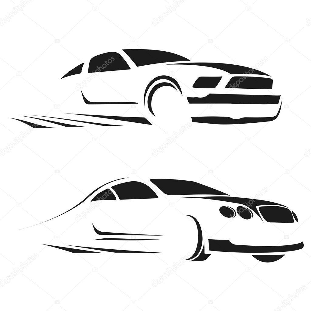 Logo vettoriale auto per la tua azienda