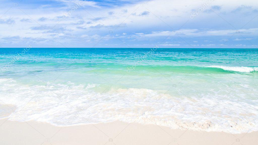 Panorama Idyllic Scene Beach at Samed Island,Thailand