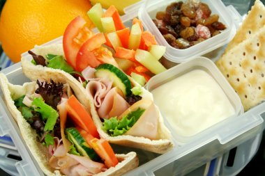 Healthy Kids Lunchbox