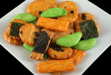 Asian Rice Crackers 6