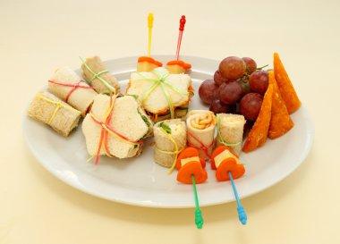 Kids Healthy Afternoon Snack