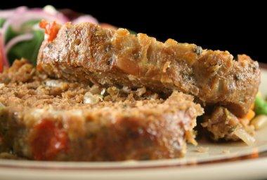 Meatloaf And Vegetables 5