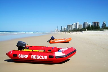 Surf Rescue Boats Gold Coast Australia