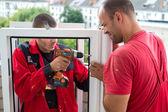 instalace plastových oken