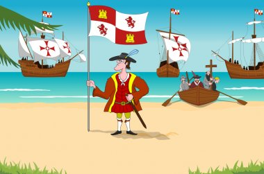 Discoverer Christopher Columbus