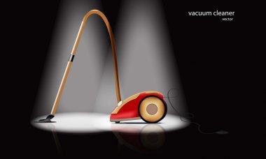 Vacuum cleaner in the spotlight