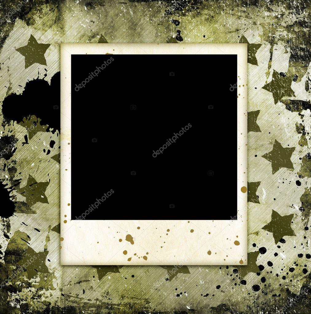 Photo frame — Stock Photo © merrydolla #11516685