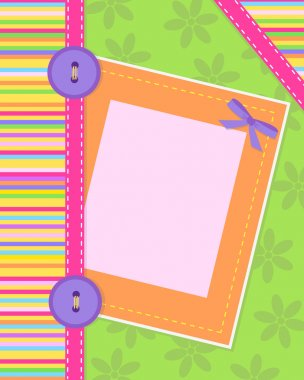 Colorful card