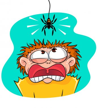 Scary spider