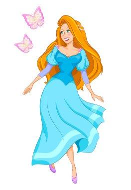 Buttefly princess