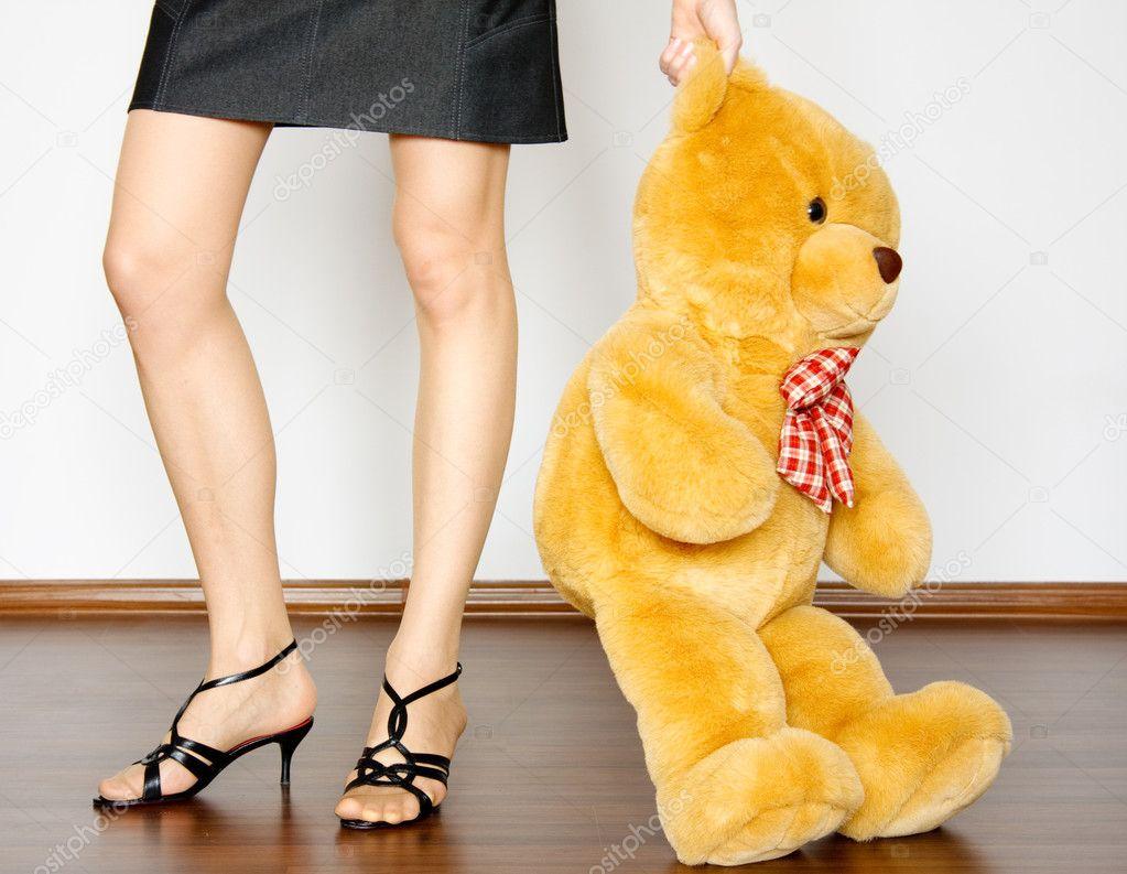 Между девушки ноги — img 10