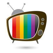 Fényképek retro TV