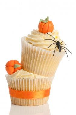 Two Halloween Cakes