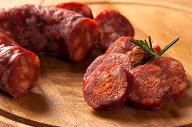 Rustic Chorizo Sausage