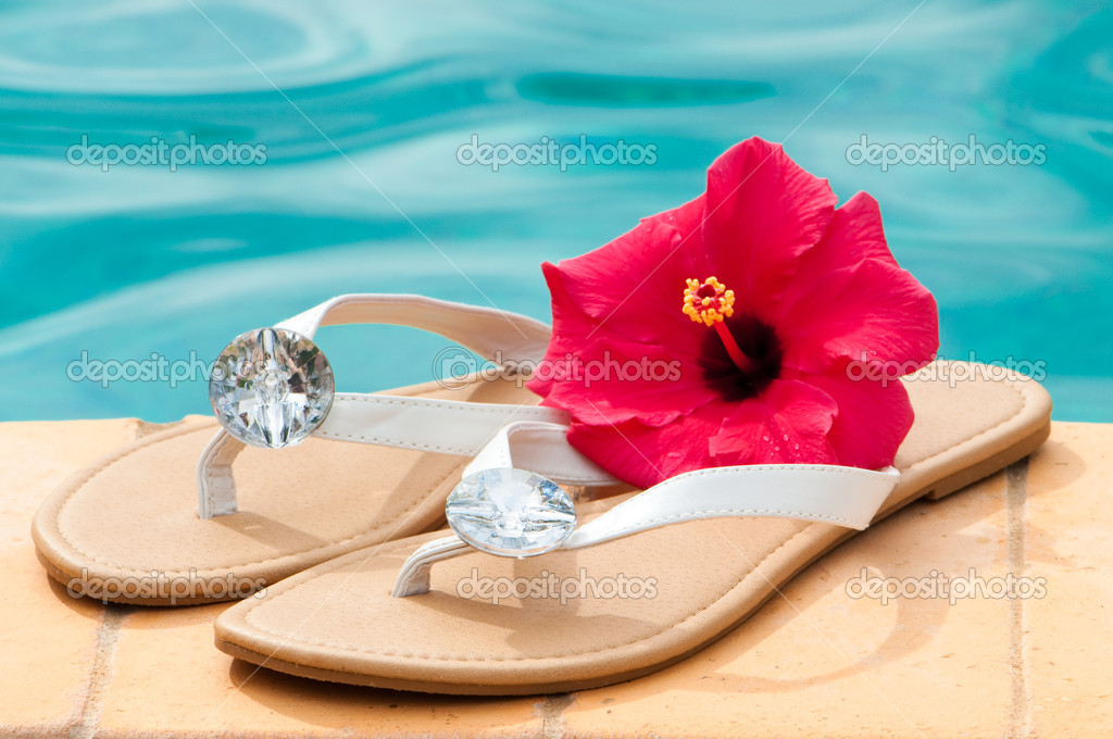Резултат со слика за photots of summer flip flop