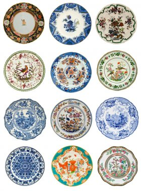 Antique Plate Images
