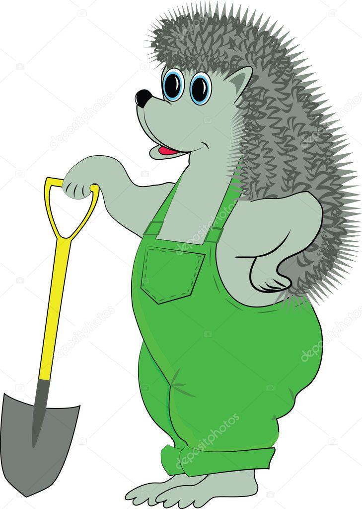 Про аптеку, смешные картинки заяц с лопатой
