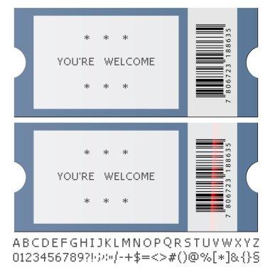 modern tickets