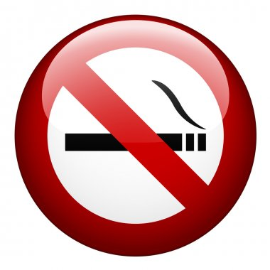 no smoking mark