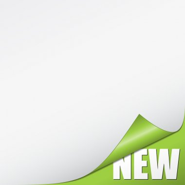 green new corner