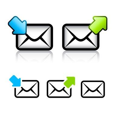e-mail envelope icon