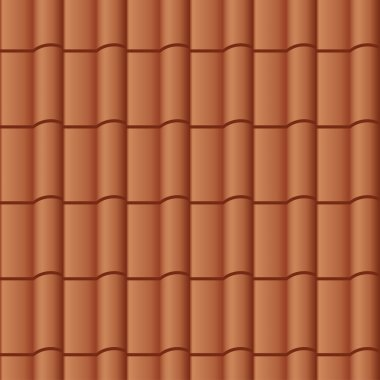 roof tile seamless background