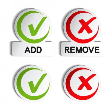 Vector add remove circular item