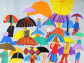 Fotografie Kinder-Zeichnungen