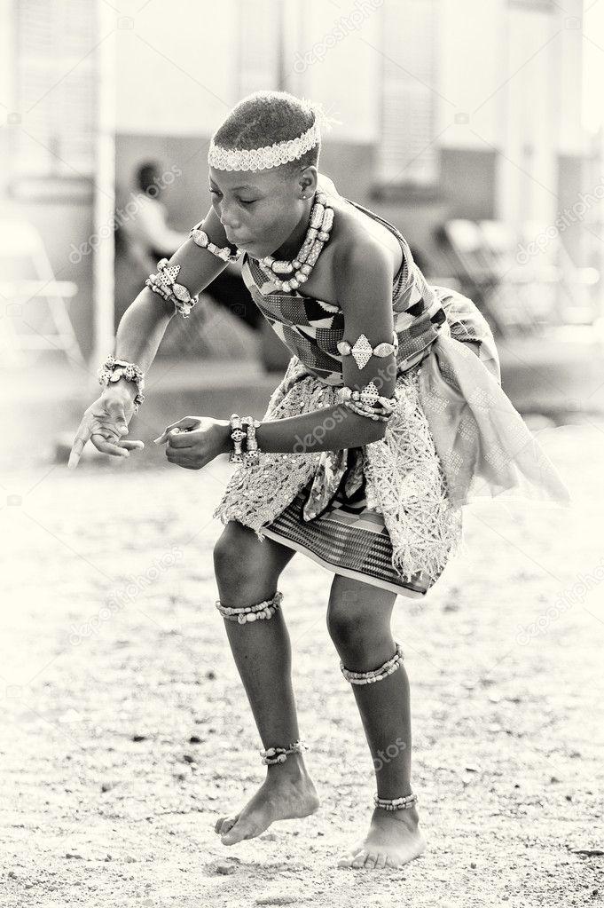 Ghanaian dance