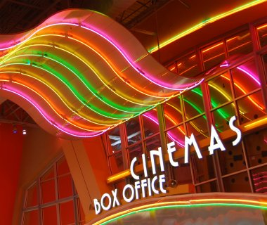 Movie theater box office