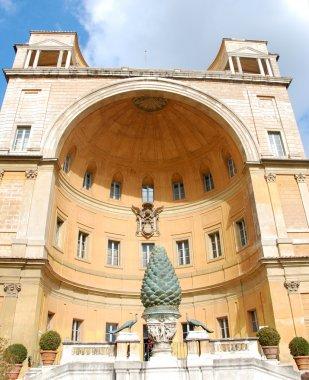 Vatican building
