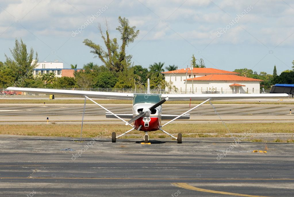 Light airplane