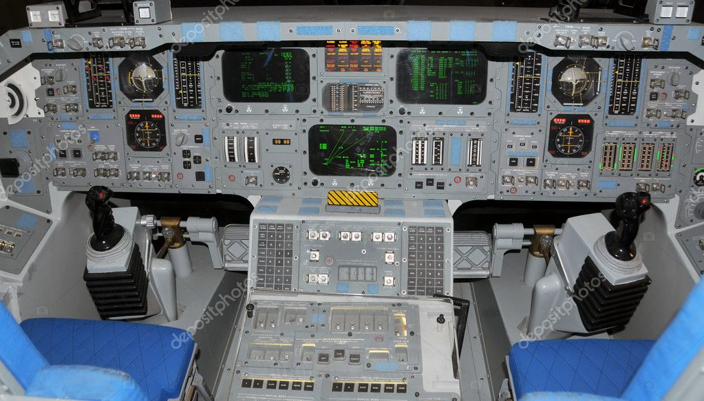 space shuttle home cockpit - photo #47