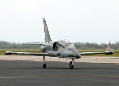Soviet training jet