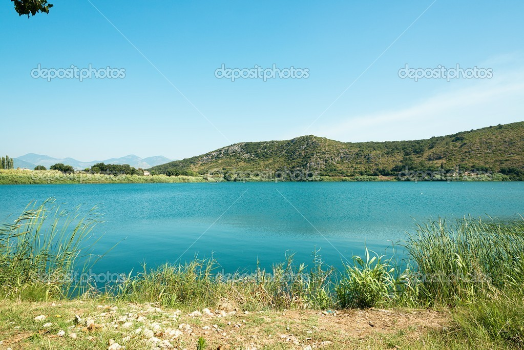 Lake Lungo, Sperlonga- Latina