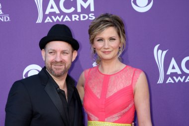 Kristian Bush, Jennifer Nettles of Sugarland
